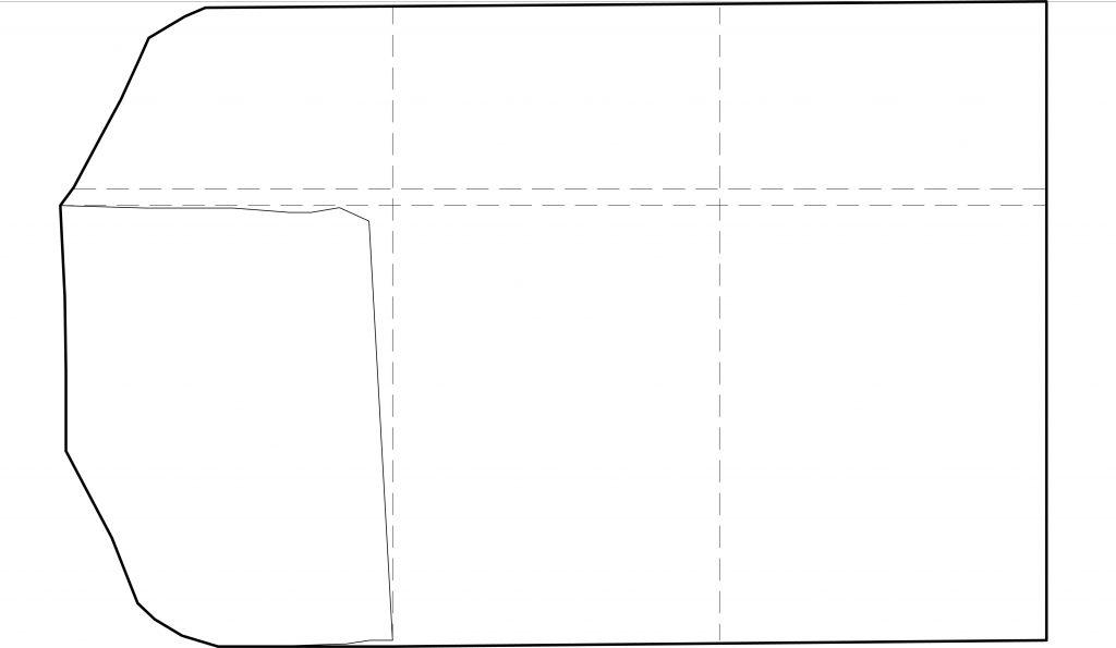 Şekil 9 Haritanın muhtemel kat yerleri